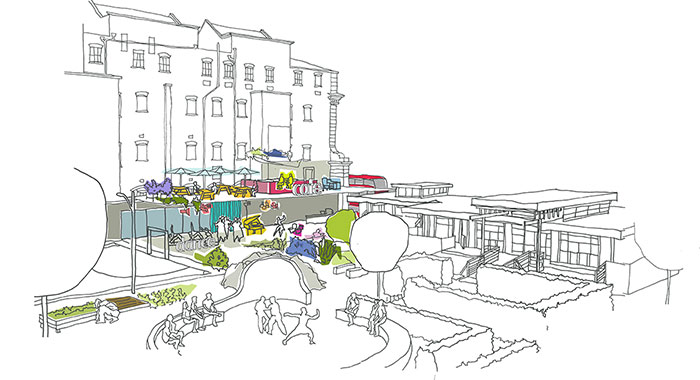 The Calthorpe Project - Feasibility Studies And Concept Design