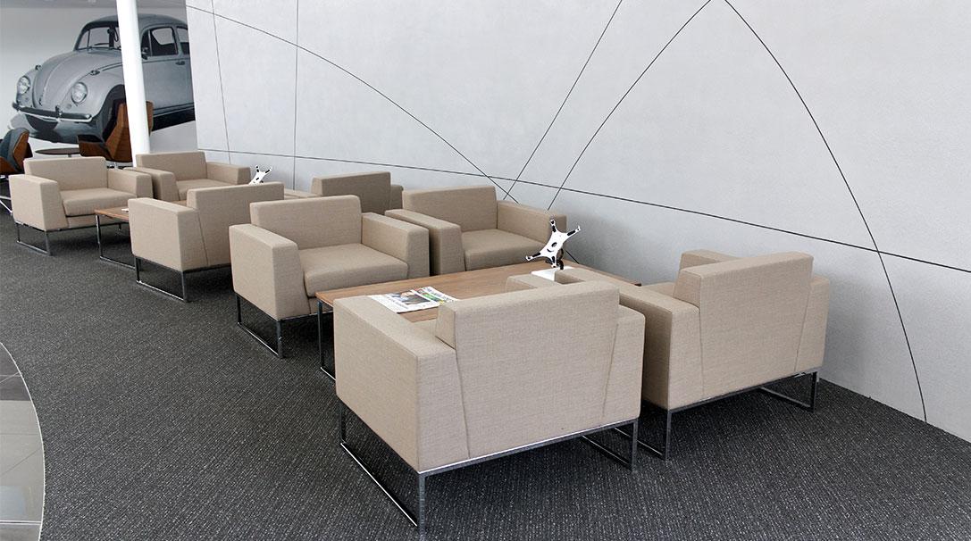 reception facility