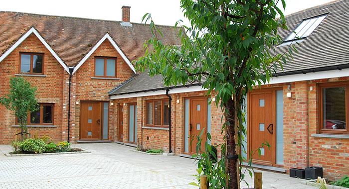 Ashbrook Apartments - Barn Conversions
