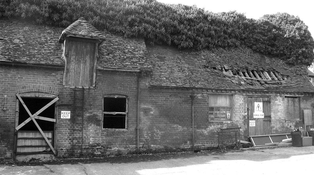 smiths farm courtyard