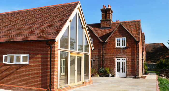 Gatehampton Farmhouse - Remodelling And Extensions