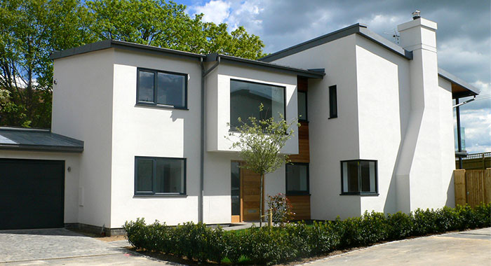 Applethorpe - Contemporary Houses In A Conservation Area