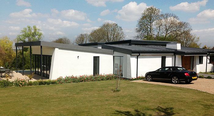 Lake House - Contemporary Renovation