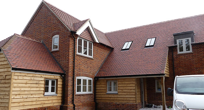 The Spinney - Replacement Traditional House