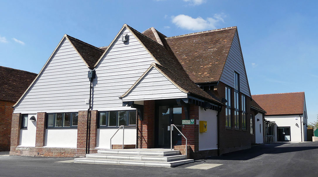 harwell village hall