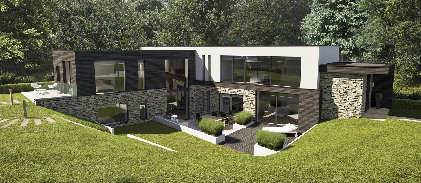 http://www.rpaarchitects.co.ukeast lodge - contemporary new home