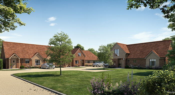 queens way - residential development