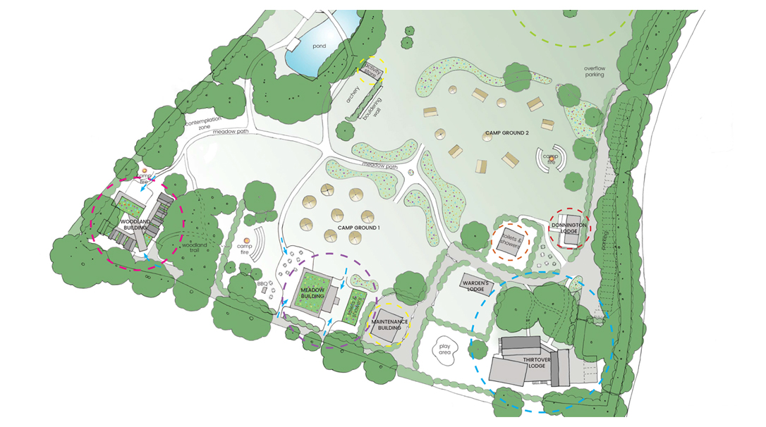 thirtover site plan