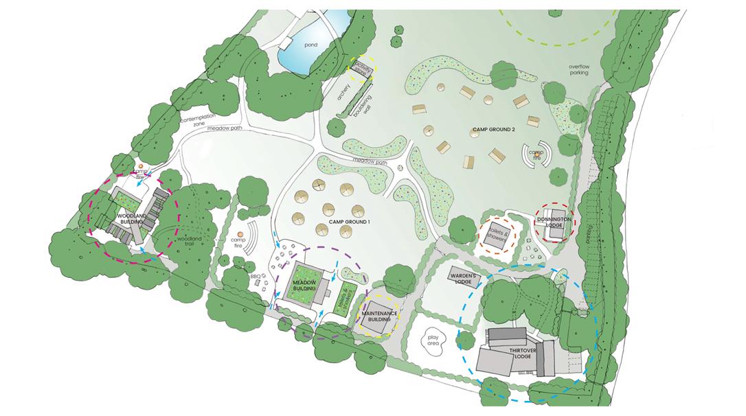 thirtover site plan
